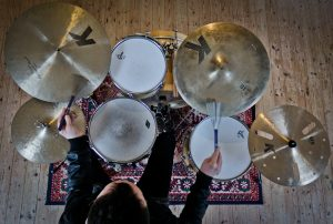 Jazz Drummer Drum Lessons Wexford